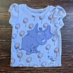 Dr. Seuss Horton Hears A Who Shirt